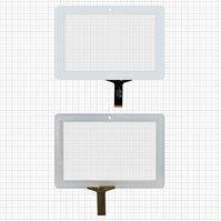 """Сенсорный экран для планшетов China-Tablet PC 7""""; Ainol Novo 7 Mif, Novo 7 Venus; Ergo Tab Venus, 7"""", 45 pin, емкостный, белый, (183*123 мм),"""