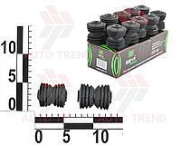 Сайлентблок штанги реактивной резино-металлический (Шарнир) ВАЗ 2101-07, 2121, (к-кт 10 шт.) ЭКСТРИМ