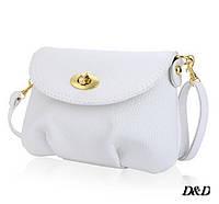 Женская сумка белая, фото 1