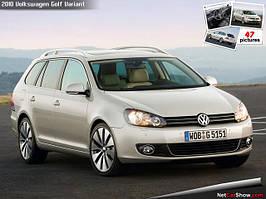 VW Jetta/Golf Variant (Седан, Комби) (2005-2010)