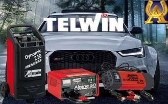 Зарядные устройства TELWIN
