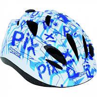 Шлем детский Pix Tempish, голубой, размер М (54-57) (102001120/Blue/M)