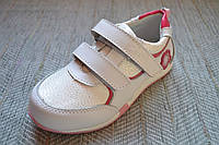 Кроссовки для девочек с цветочком B&G размер 26 31