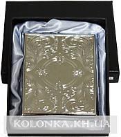 Портсигар классический на 18 сигарет в подарочной коробке №4375-3