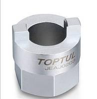 Головка для разборки стоек 10.5x3.5 Toptul JEAJ0201
