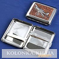 Портсигар на 18 сигарет Бомбардировщик №2438-6