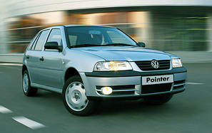 VW Pointer (Хэтчбек, Комби) (1995-2008)