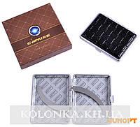 Портсигар в подарочной упаковке на 16 сигарет №3731-3
