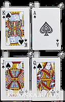 Зажигалка карманная с шокером колода карт №3065