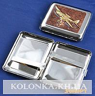 Портсигар на 18 сигарет Бомбардировщик №2438-3