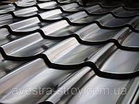 Металлочерепица Корея (US Steell) 0.45мм