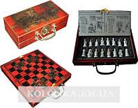 Шахматы Антиквариат (33х35 см) №2029 С+С