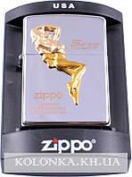 Зажигалка бензиновая Zippo Sexy №4234-1