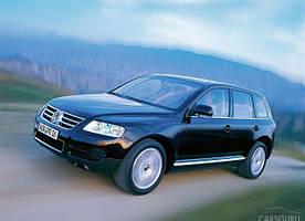 VW Touareg (Внедорожник) (2002-2009)