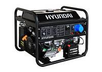 Генератор бензиновый HHY 7010FE ATS