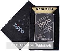 Зажигалка бензиновая Zippo в подарочной упаковке №4727-5