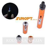 Зажигалка газовая-трубка (Острое пламя) Оранжевая №4751-1