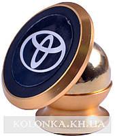 Магнитный держатель для телефона Toyota