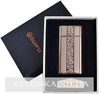 Зажигалка-брелок Guifu (USB) №4690-2