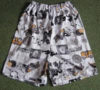Хлопковые детские шорты, фото 1