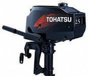 Лодочный мотор Tohatsu Тохатсу m2.5a2 l