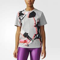 Женская футболка adidas STELLASPORT (АРТИКУЛ: AP5805 )