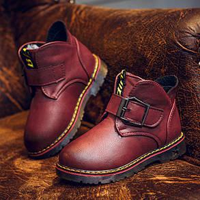 Детские ботинки демисезонные , фото 2