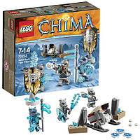 Конструктор LEGO серия Lego Legends Of Chima 70232 Лагерь Саблезубых Тигров