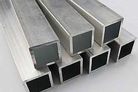 Труба  алюминиевая квадратная  30х30 мм 6060 Т6