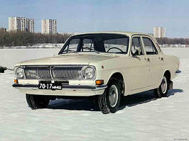ГАЗ 24/3102/3110/31105 (Волга) (Седан, Комби) (1970-2009)