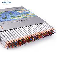 Набор цветных карандашей 48 цв., RAFFINE 7100-48CB, Marco