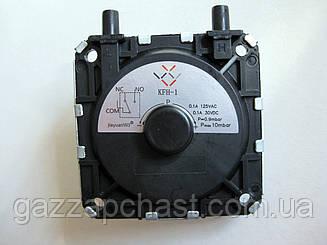 Датчик вентилятора (прессостат) универсальный 60/39 Pa, KFH-1