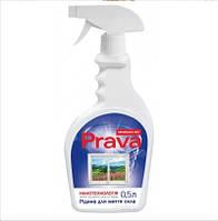 Средство для стекла PRAVA с распылителем (500 мл)