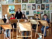 Что нужно для занятий в художественной школе?