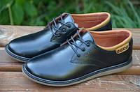 Детские кожаные туфли Ecco
