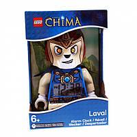 Детский будильник LEGO Legends of Chima Laval