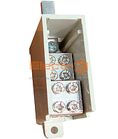 Кабельный разветвитель 6/63 (модульный, для ВА 1-63), фото 1