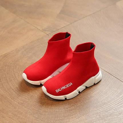 Детские кроссовки носки, фото 2