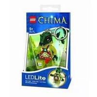 Детский Брелок-фонарик LEGO Legends of Chima Чимо-Крегер светодиодный