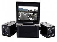 Видеорегистратор DVR H3000 2 камеры