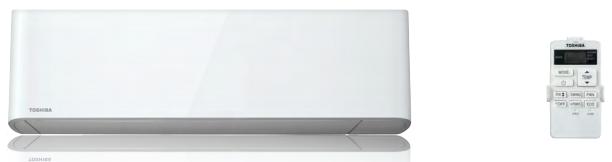 Сплит-система настенного типа Toshiba RAS-13BKVG-EE/RAS-13BAVG-EE, фото 2