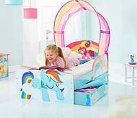 """Детская кровать """"My Little Pony""""  HelloHome от Worlds Apart"""