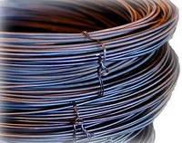 Проволока стальная вязальная не оцинкованная (чёрная) ГОСТ 3282-74
