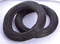 Проволока вязальная не оцинкованная (чёрная) ГОСТ 3282 - 1,4 мм
