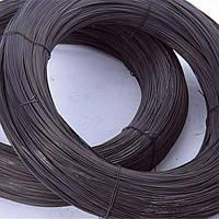 Проволока вязальная не оцинкованная (чёрная) ГОСТ 3282 - 1,8 мм