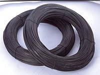 Проволока вязальная не оцинкованная (чёрная) ГОСТ 3282 - 2,5 мм