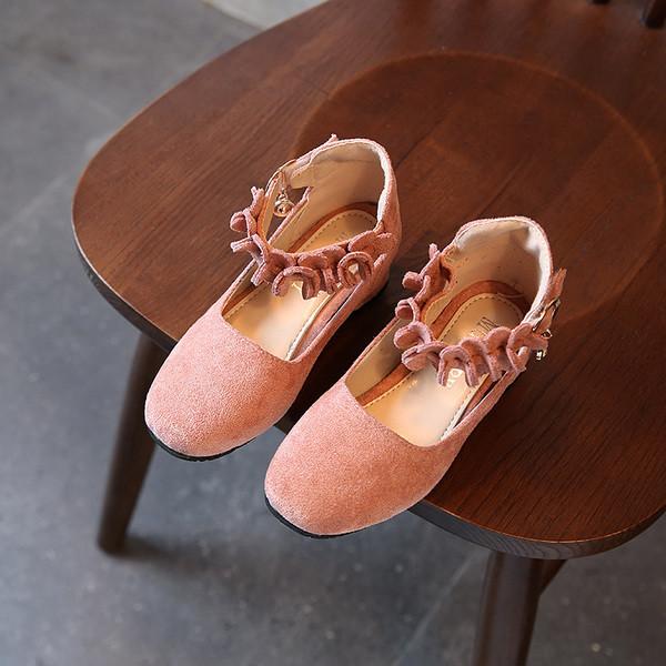 Туфли с бахрамой