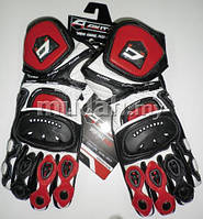 Мотоперчатки Akito SPORT MAX BLACK/RED/WHITE