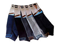 Носки мужские HYL летние - короткие,, размеры 39-41, 42-46 арт 1770