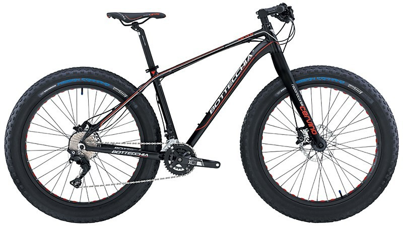 "Велосипед горный FATBIKE BOTTECCHIA 145 CERVINO R17 20-S. 26""M"
